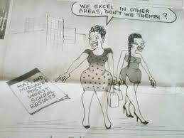 Musapenda Cartoon