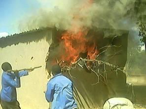 Matshetshe house burns 2